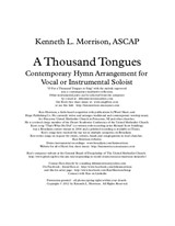 A Thousand Tongues